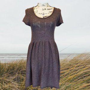 kimchi blue midi lightweight sweater dress